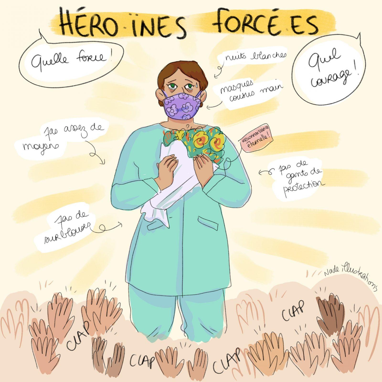 heroine-forcees-nade